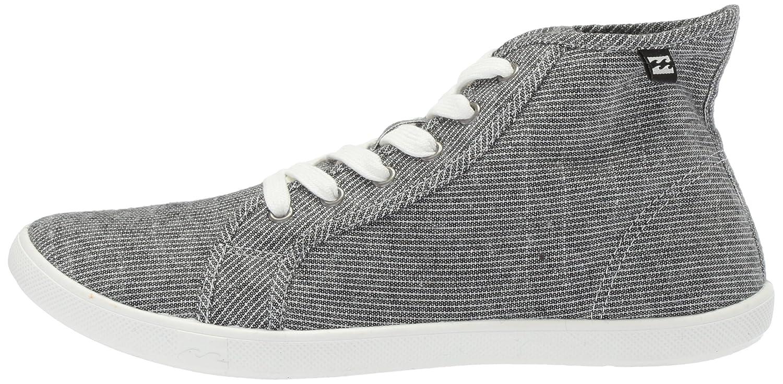 Billabong Women's Phoenix Fashion Sneaker B073ZHHB65 9 B(M) US|Black/White