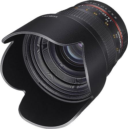 Samyang 1111105101 Objektiv Für Anschluss Sony Alpha A Mount