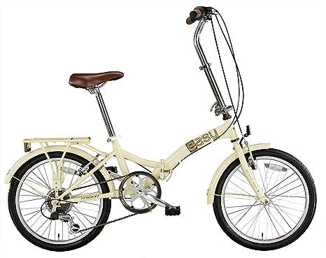 Bicicletta Folding Pieghevole Graziella Ruota 20 Cambio 6 Veloc