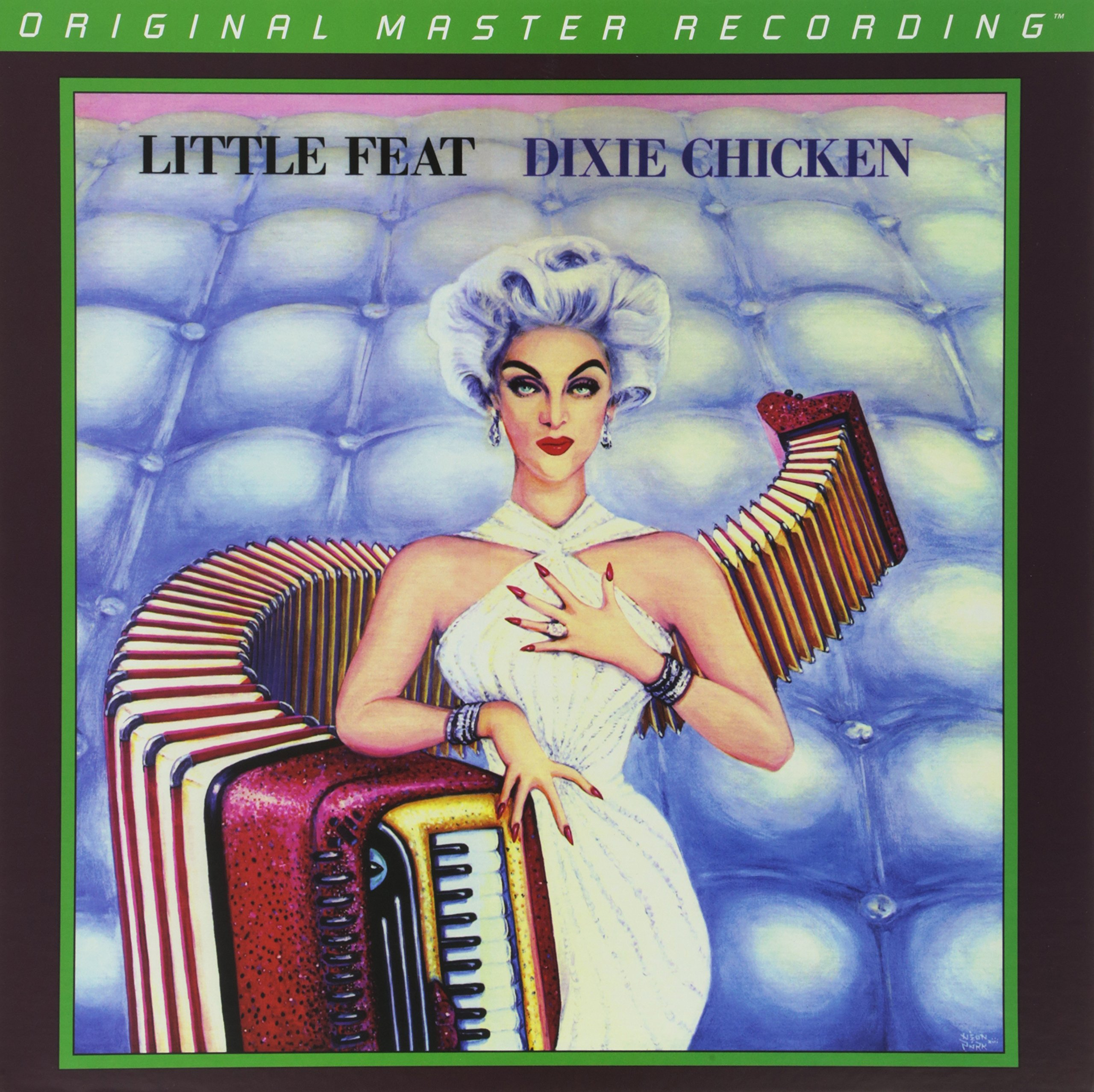 Dixie Chicken by Mobile Fidelity Sound Lab