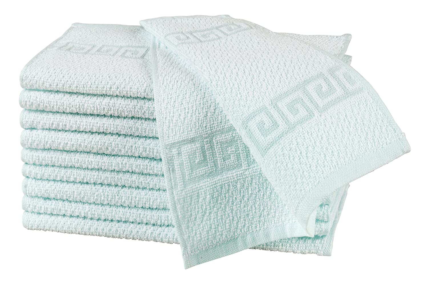 Fleuresse 3135 Fb. 4 Hand Towel 50 x 100 cm Pack of 5 Rose Fleuresse GmbH Frottier 3135 Fb. 4