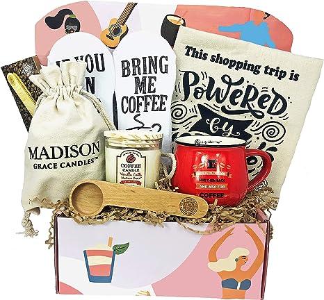 Coffee Hamper Box