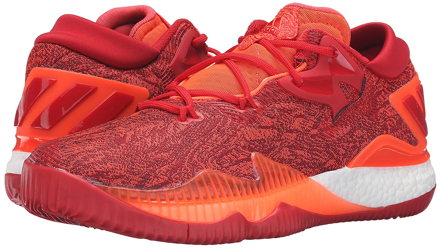 Adidas Adidas Adidas Performance Herren Crazylight Boost Low 2016 Basketball Schuh, Rot (Solar rot Light Scarlet Infrarot), 47 EU D(M) f642dc