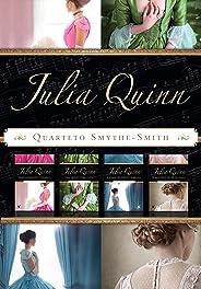 Box Quarteto Smythe-Smith: Série completa com os 4 títulos - Simplesmente o paraíso, Uma noite como esta, A soma de todos os