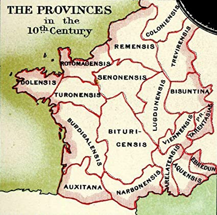 Map Of France Provinces.Amazon Com Home Comforts Framed Art Your Wall Map Provinces France