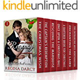 When Love Finds a Way (Once Upon a Regency Christmas Book 1)