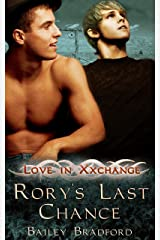Rory's Last Chance: (A Gay Romance Novel) (Love in Xxchange Book 1) Kindle Edition