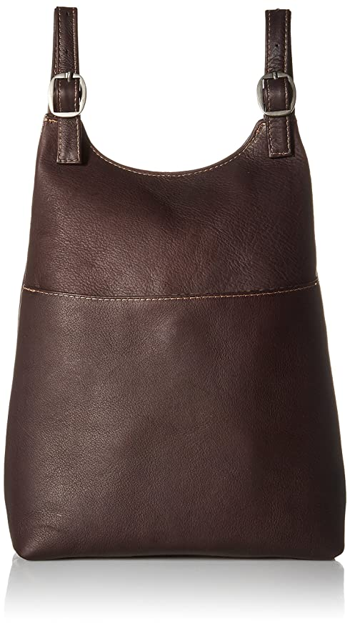 bb34bfd942 Le Donne Leather Women s Sling Backpack Purse