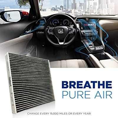 T1A 80292-SDA-A01 Honda Cabin Air Filter - CP134 (CF10134) Replacement Includes Activated Carbon | Fits Honda & Acura | Breathe Pure Premium Air Filters by T1A: Automotive