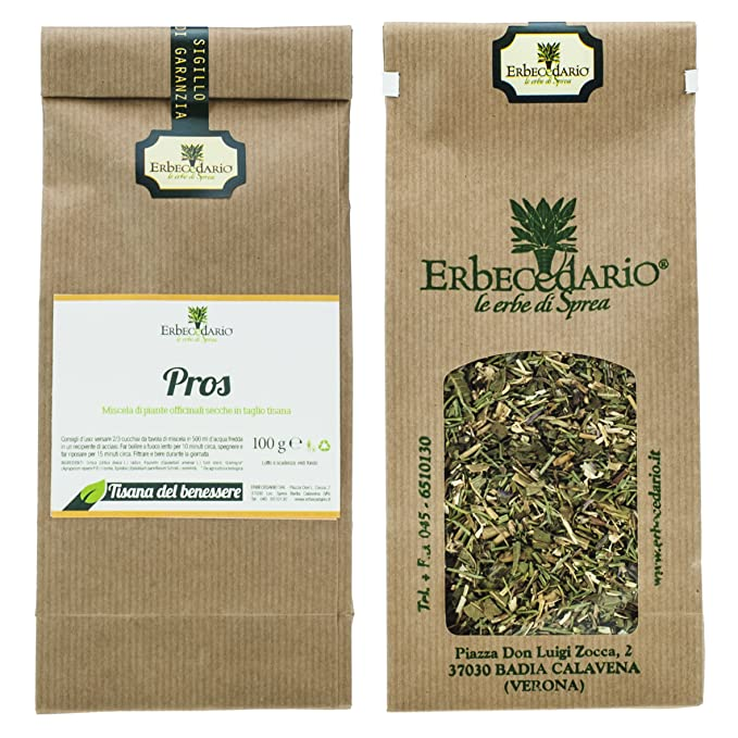 tè buono per la prostata