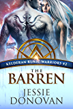 The Barren (Kelderan Runic Warriors Book 2) (English Edition)
