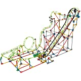 K'NEX Thrill Rides – Double Doom Roller Coaster Building Set – 891 Pieces –  Ages 9+ Engineering Educational Toy