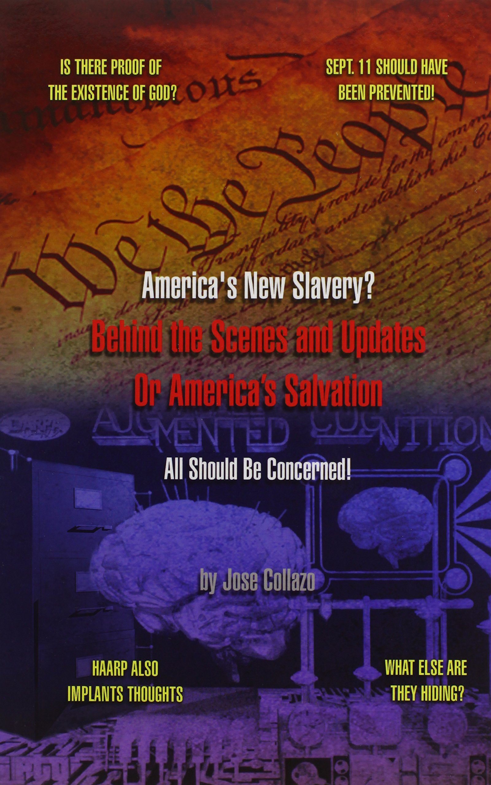 Download America's New Slavery? Behind the Scenes and Updates ebook