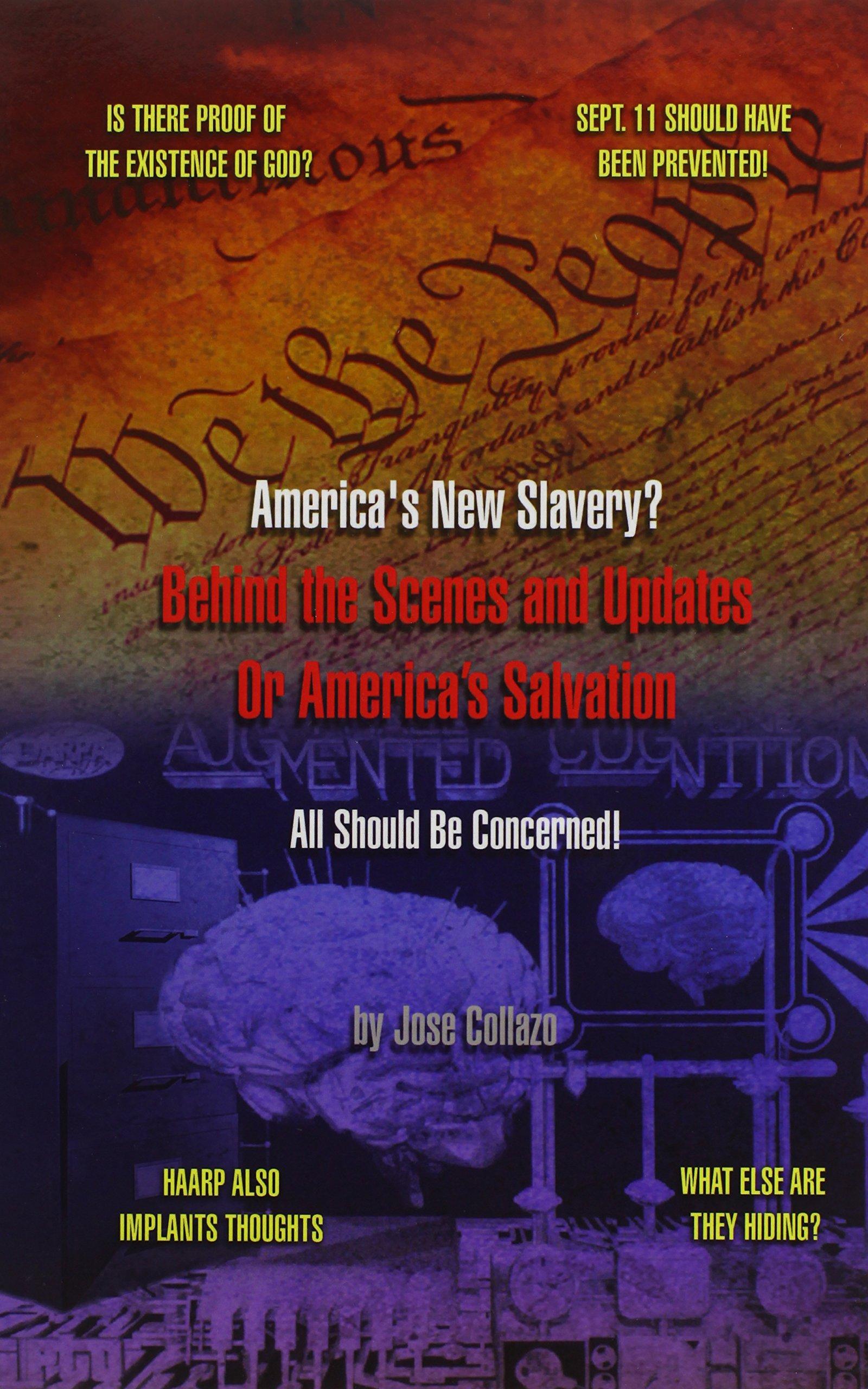America's New Slavery? Behind the Scenes and Updates pdf epub