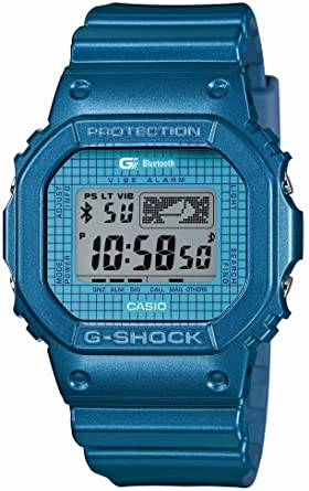 Amazon.com: Casio G-SHOCK Bluetooth Ver 4.0 Mens Watch GB ...