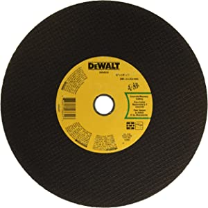 DEWALT DWA8036 Concrete/Masonry Port Cutoff Wheel, 12-Inch X 1/8-Inch X 1-Inch