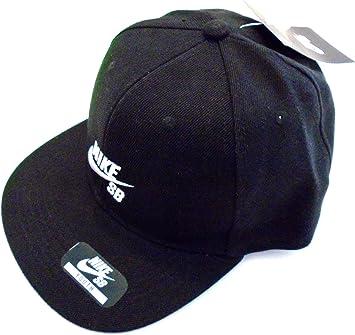 Nike SB Skateboarding Icono Gorra Trucker Gorro de Deporte, Estilo ...