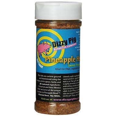 Dizzy Pig BBQ Pineapple Head Rub Spice - 8.7 Oz.