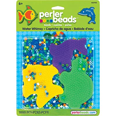 Fun Fusion Fuse Bead Activity Kit: Water Whimsey: Toys & Games
