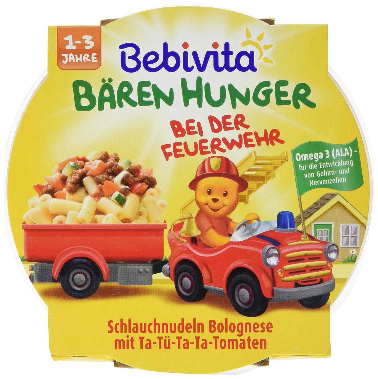 Bebivita Mini Rigatoni, 250 g 514389 Babynahrung Pantry