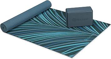 Gaiam Premium Cushion Support Yoga Kit