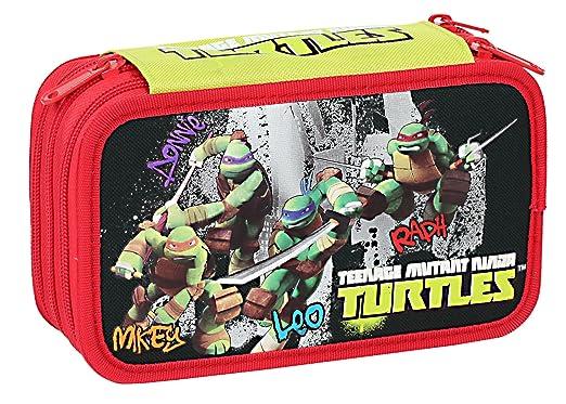 89 opinioni per Giochi Preziosi- Turtles Astuccio Triplo