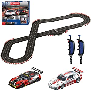 Carrera 20030003 High Speeder Digital 132 Scale Slot Car Racing Track Set System 1:32 Scale