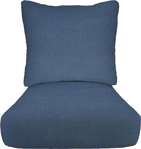 RSH D cor Indoor Outdoor Sunbrella Deep Seating Cushion Set