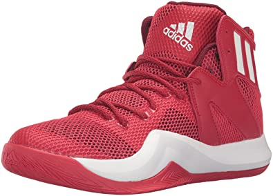 factory price 1f343 33e03 Adidas Performance Men s Crazy Bounce Basketball Shoe, Scarlet White Cardinal,  ...