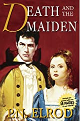 Death and the Maiden: Being the Second Book in the Adventures of Jonathan Barrett, Gentleman Vampire Kindle Edition