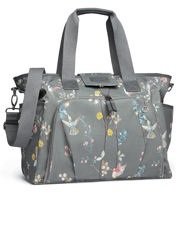 Mamas & Papas Tote Bag Watercolour, Floral 4904X8000