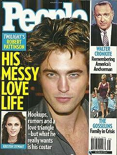 Robert Pattinson & Kristen Stewart (Twilight/New Moon) * Kate & Jon Gosselin