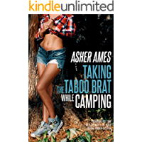 Taking the Taboo Brat While Camping: Forbidden First Time with the Man of the House During Summer Vacation
