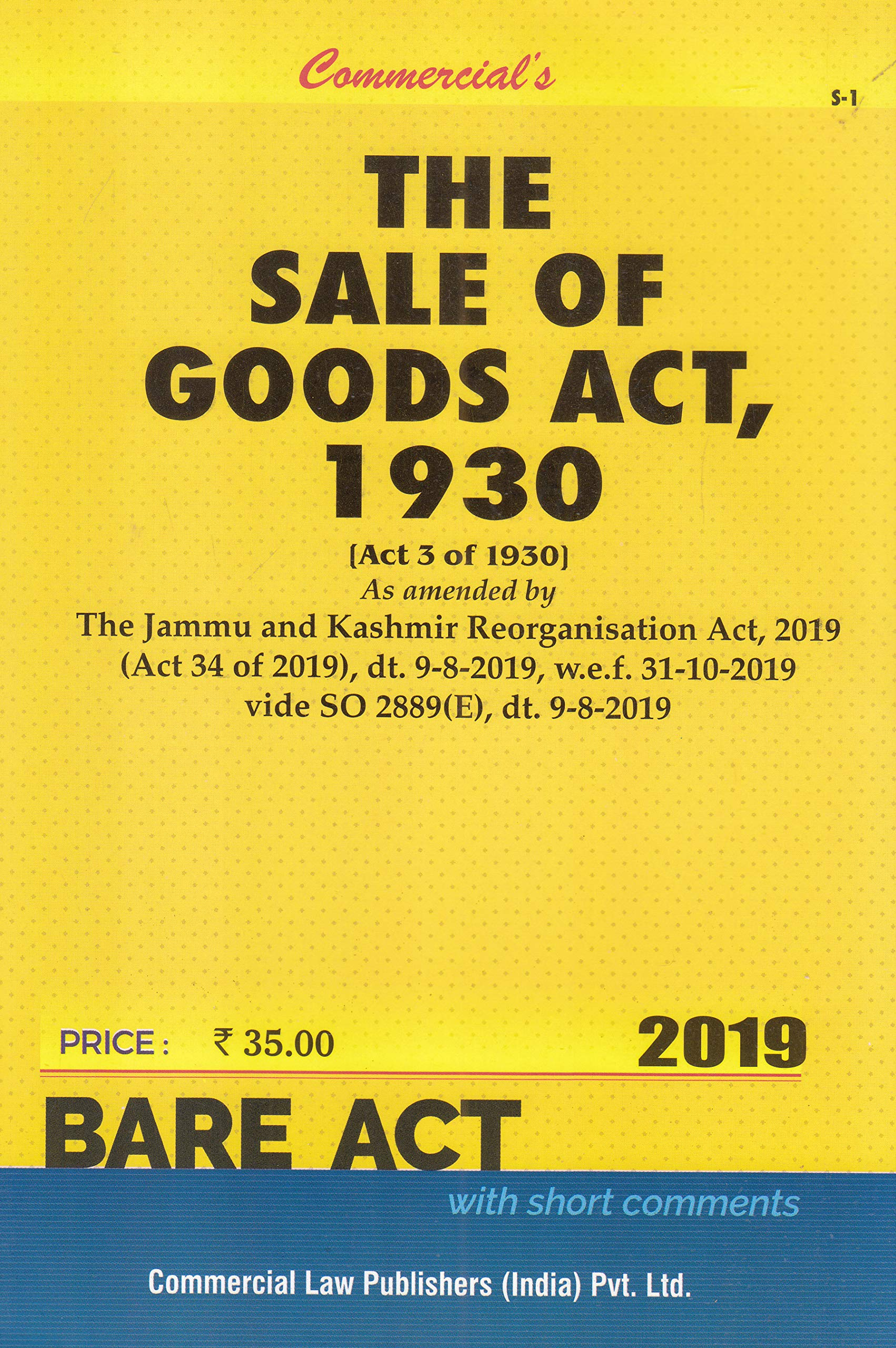 equivalent us of sale act goods