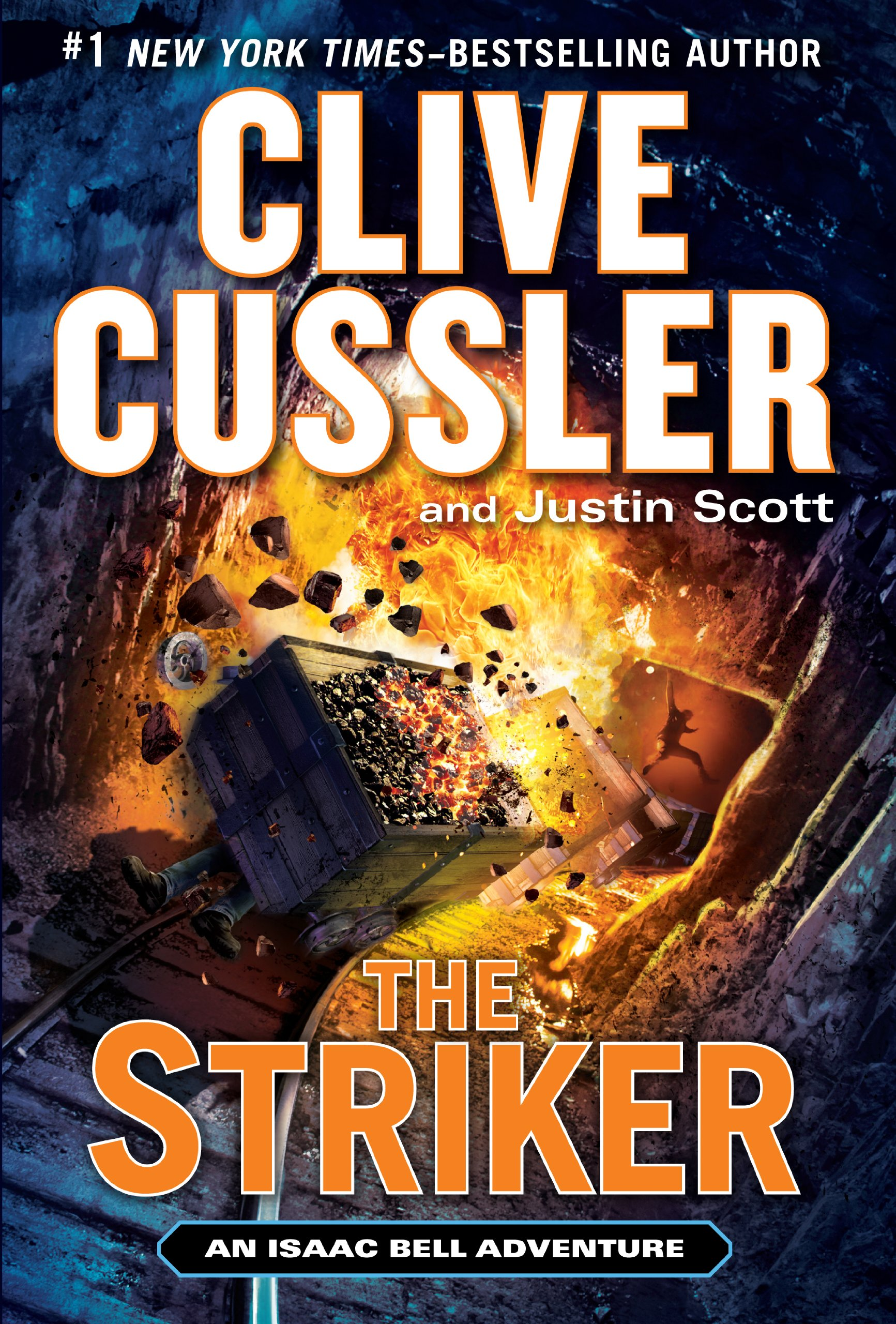 Read Online The Striker (An Isaac Bell Adventure) PDF ePub fb2 book
