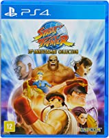 Street Fighter 30th Collection Br - 2018 - PlayStation 4
