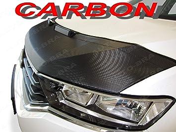 Ab 00758 Carbon Optik Bra Für Golf 7 Sportsvan Haubenbra Steinschlagschutz Tuning Bonnet Bra Auto