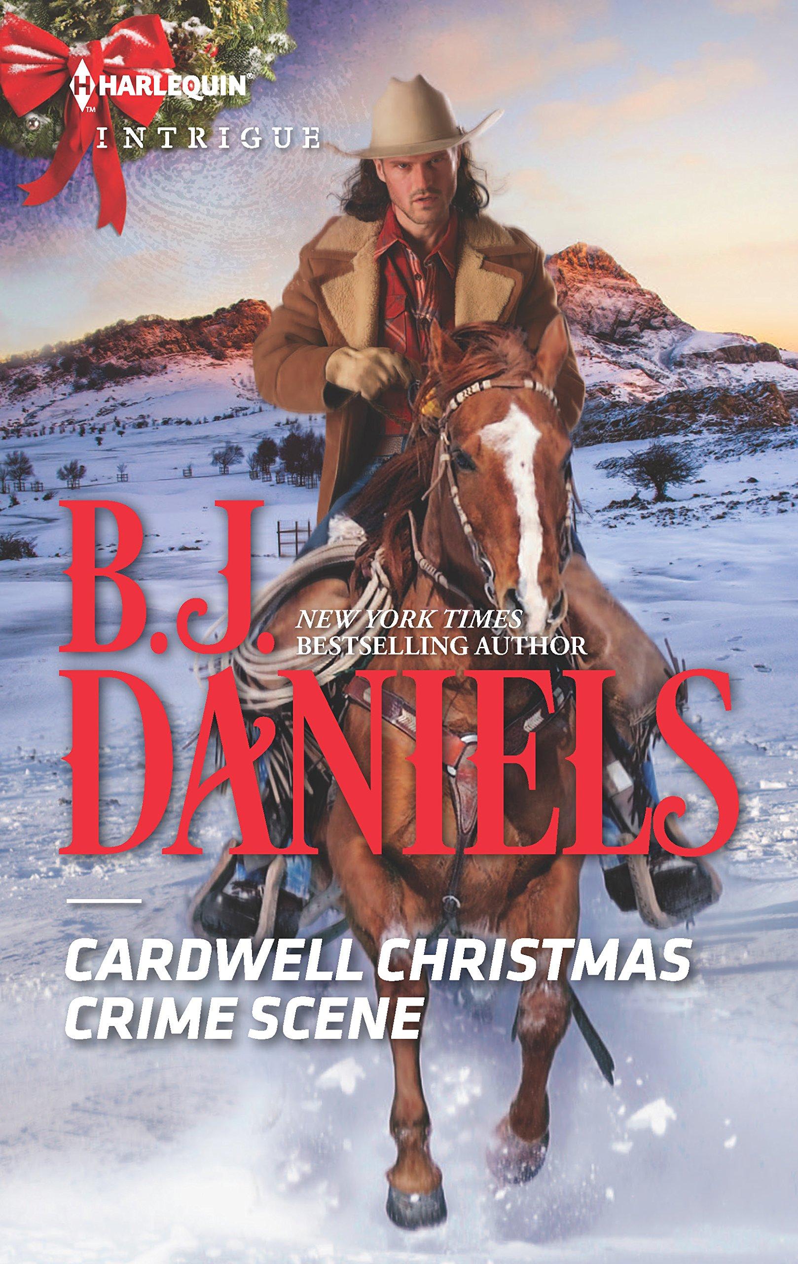 Cardwell Christmas Crime Scene Cousins
