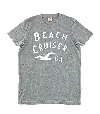1c38c6616 Amazon.com: Hollister Mens Graphic T-Shirt: Clothing