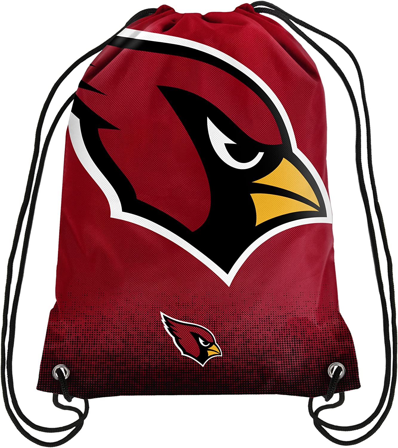 FOCO NFL Fanshop Big Logo Drawstring Backpack