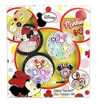 Markwins Disney Minnie Mouse Geschenk Set Kompakt Make Up
