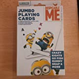 Despicable ME Playing Cards by Illumination Entertainment