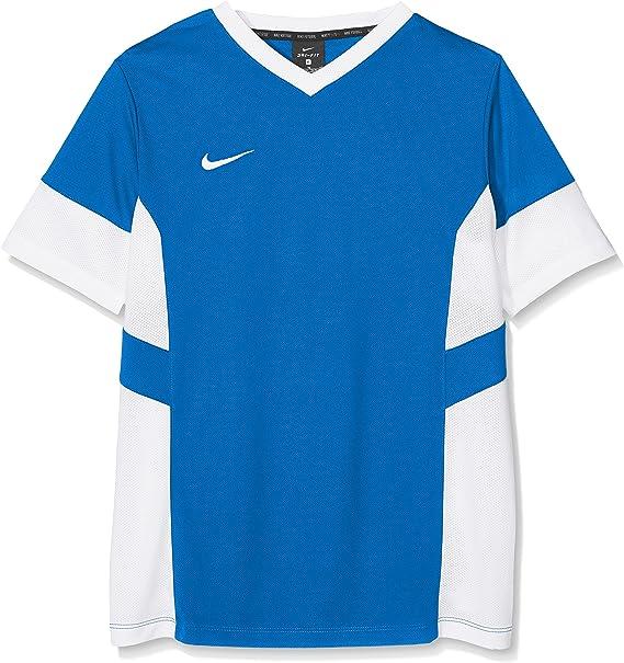 NIKE T Shirt Shorts Sleeve Top Yth Academy14 Training