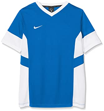 0a1c0439b Nike Short Sleeve Top YTH Academy14 Training Top - Camiseta Camisa  Deportivas para Hombre  Amazon.es  Zapatos y complementos