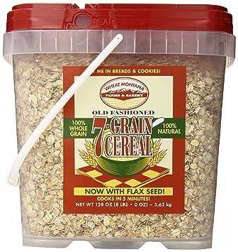 Amazon wheat montana 7 grain cereal 8 pound wheat montana 7 grain cereal 8 pound ccuart Gallery