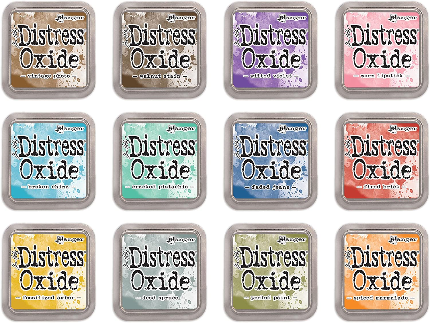 Distress Ink Bundle