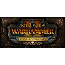 Total War: WARHAMMER II – Rise of the Tomb Kings -Pre-Purchase [Online Game Code]
