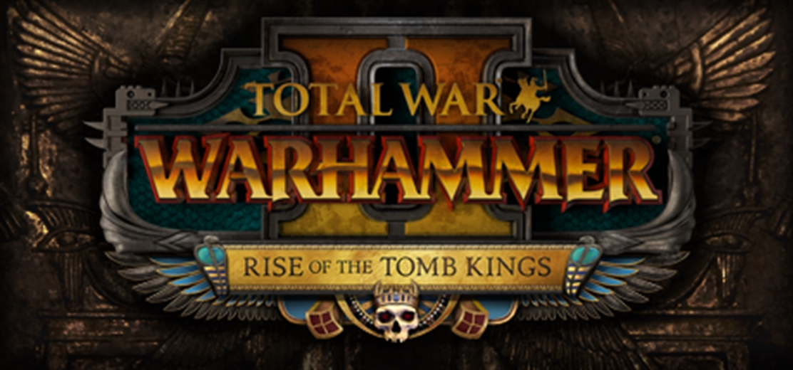 Total War: WARHAMMER II – Rise of the Tomb Kings -Pre-Purchase [Online Game Code] (War Two Games Computer World)