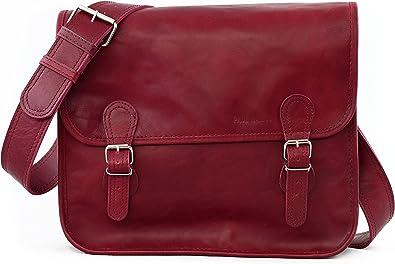 acheter sac a main cuir color bordeaux