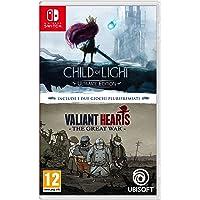 Child Of Light + Valiant Hearts Switch - Nintendo Switch